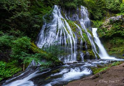 Washington - Oregon Aug. 2017