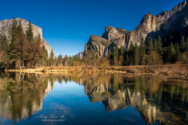 Yosemite Feb 2018