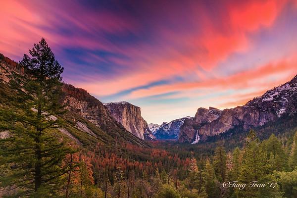 Yosemite - Winter 2016