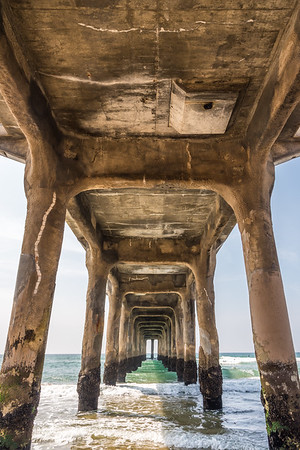 Pillars of the Pier