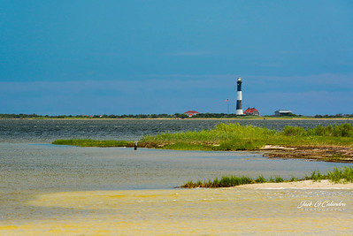 Fire Island Light from Captree Island