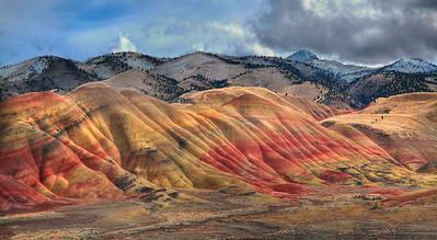 Artist's Hills