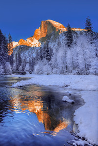 Icy Reflection