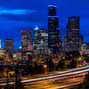 Seattle Skylines,WA