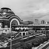 Union Station In Winter,Tacoma WA