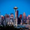 Seattle Skyline,WA