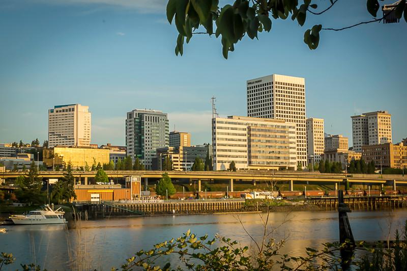 Tacoma Waterfront hdr