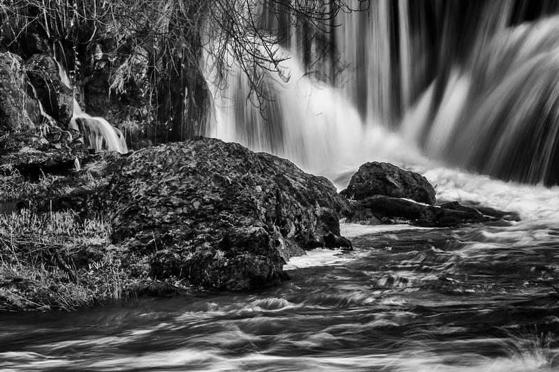 Tumwater State Park Water Falls