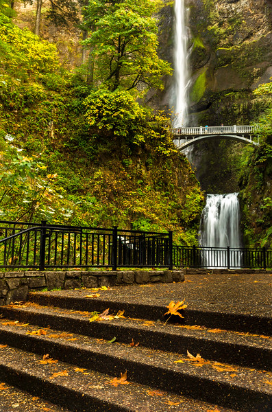 Maltnomah Fall,Oregon