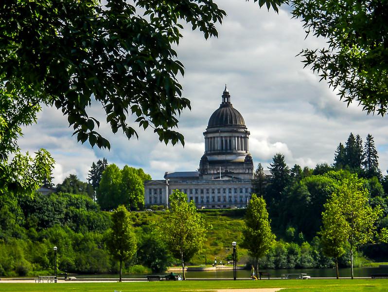 Capitol House,Olympia Wa