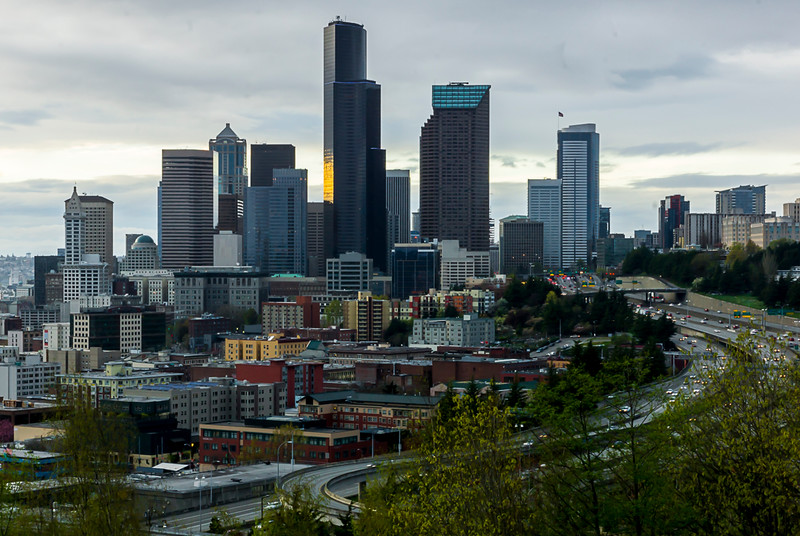 Seattle Skylines
