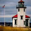 Point Robinson Lighthouse,Vashon Island Washinhton State