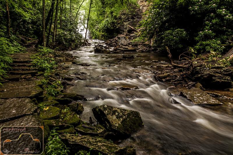 Cascade Falls Trail 2