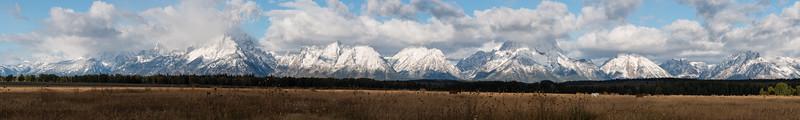Winter in Grand Teton