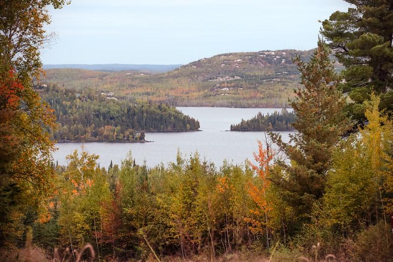 Gunflint River View
