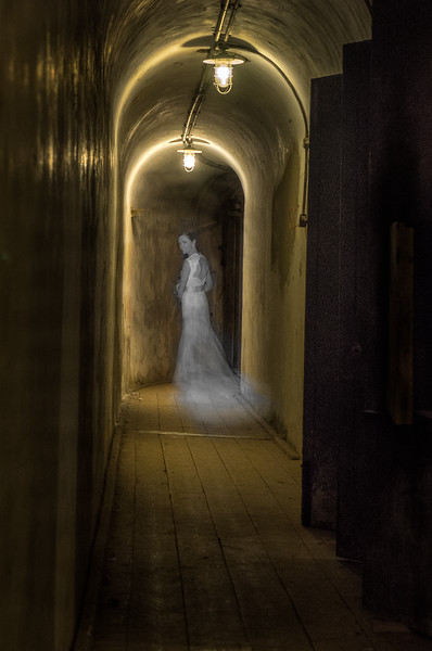 Ghost of Landguard Fort
