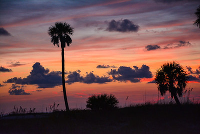Sunset 2 Treasure Island, Fla 2014