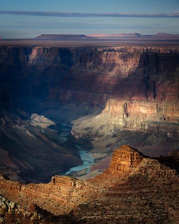 A Grand Canyon View