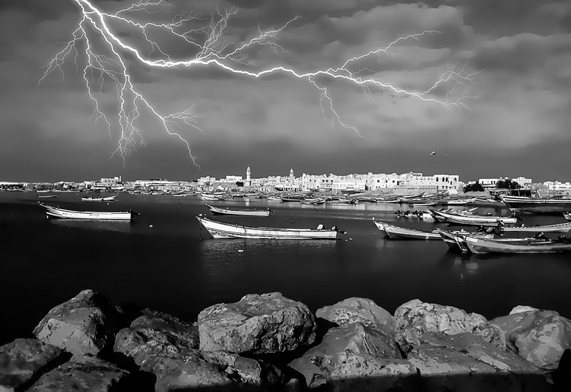 Fishing Harbor, Hadhramout South yemen