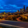 Highway 5- North  Seattle Washington