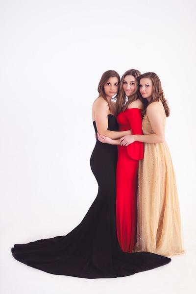 Sydney, Sarah & Sara