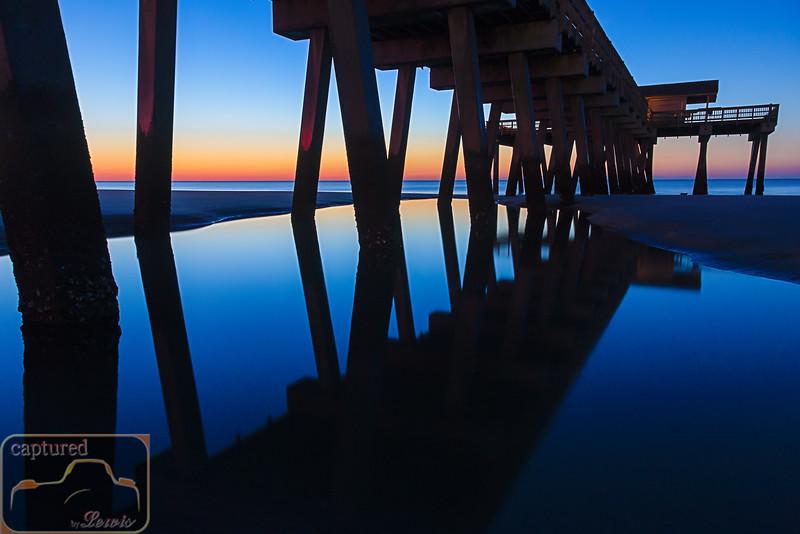 Tybee Pier Sunrise 5