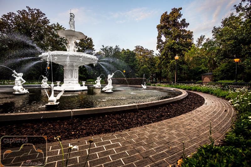 Forsyth Fountain 1