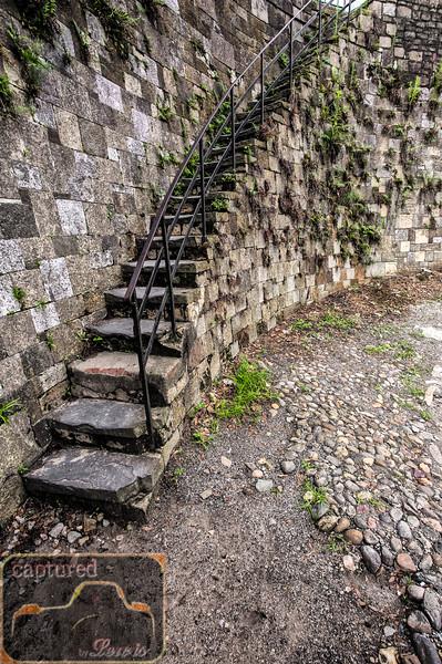 Savannah Historic Steps 7