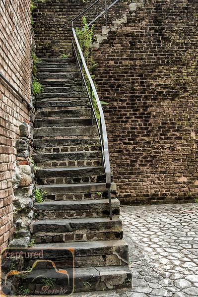 Savannah Historic Steps 3