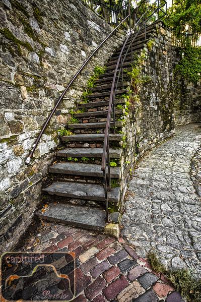 Savannah Historic Steps 5