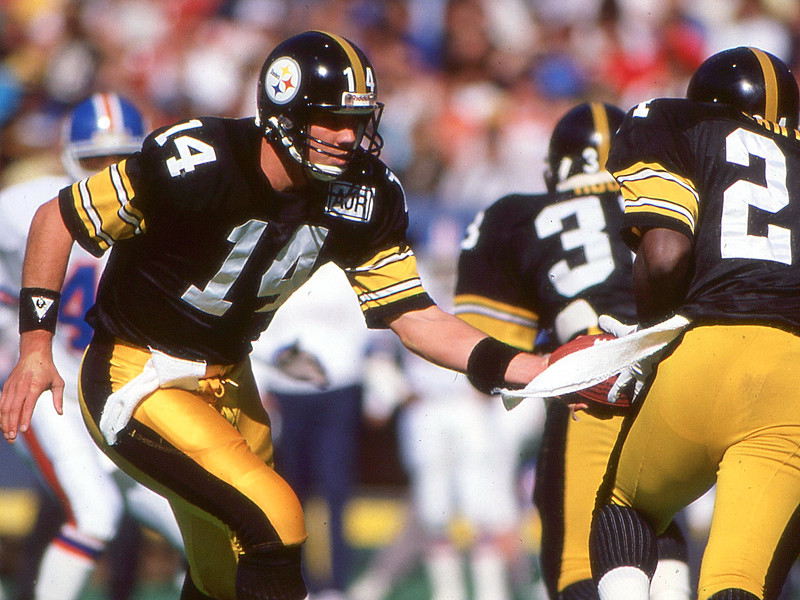 Todd Blackledge - Pittsburgh Steelers QB
