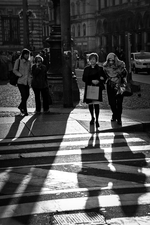 Milan Street Crossers