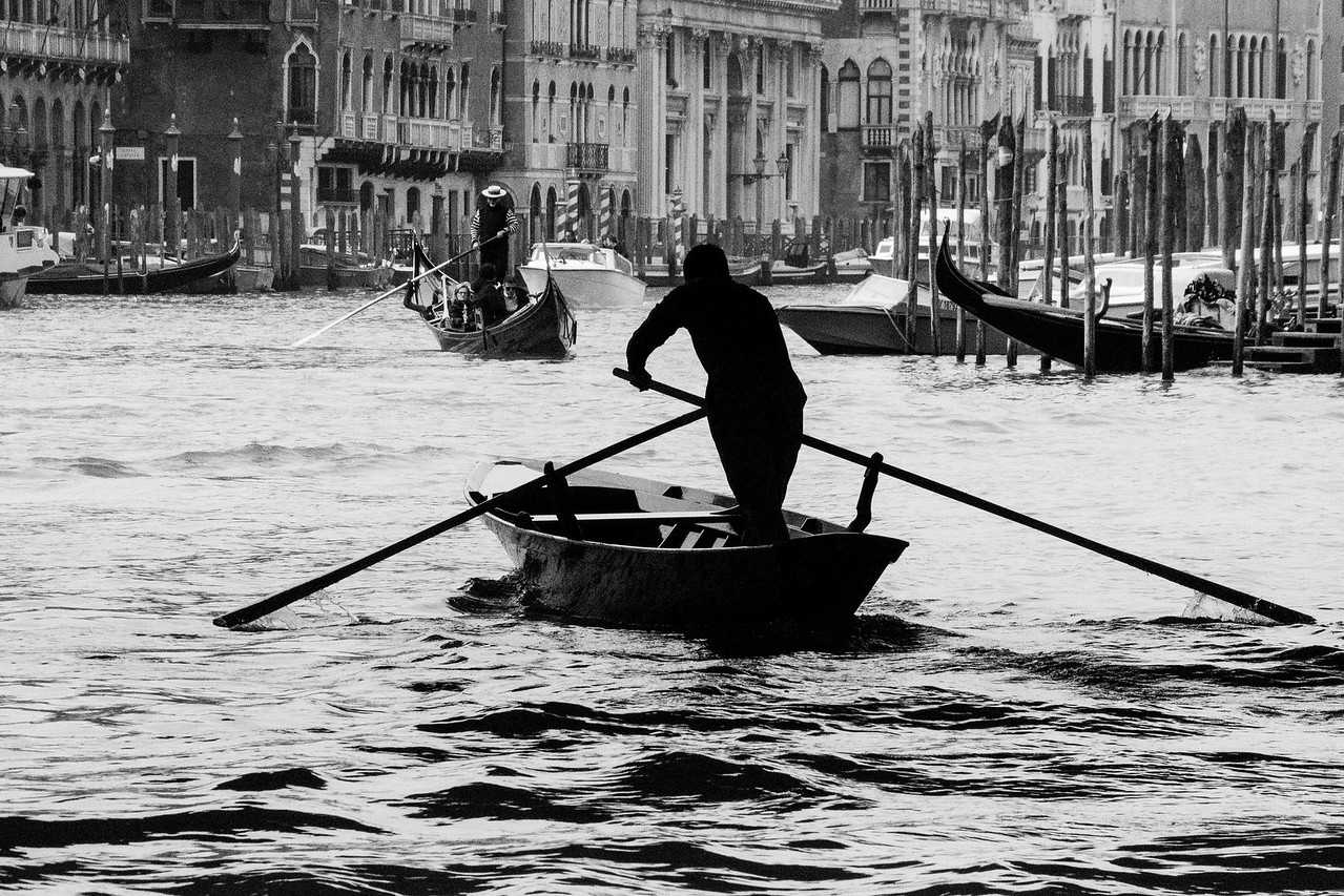 Grand Canal Rower