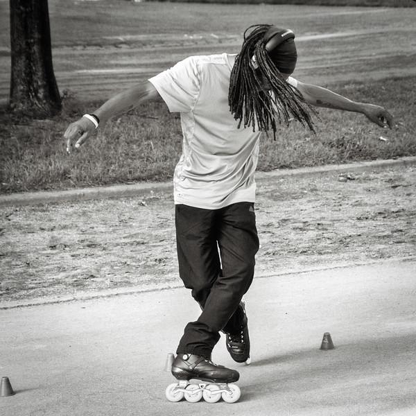 Dancing on Skates