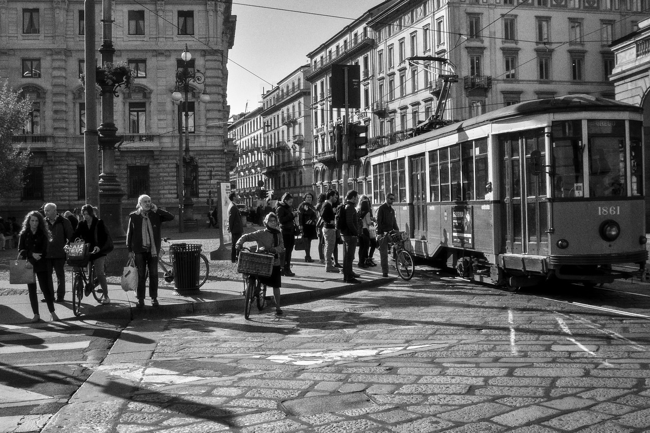Milan Trolley