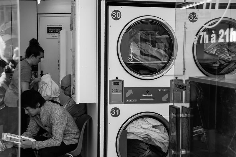 Paris laundry
