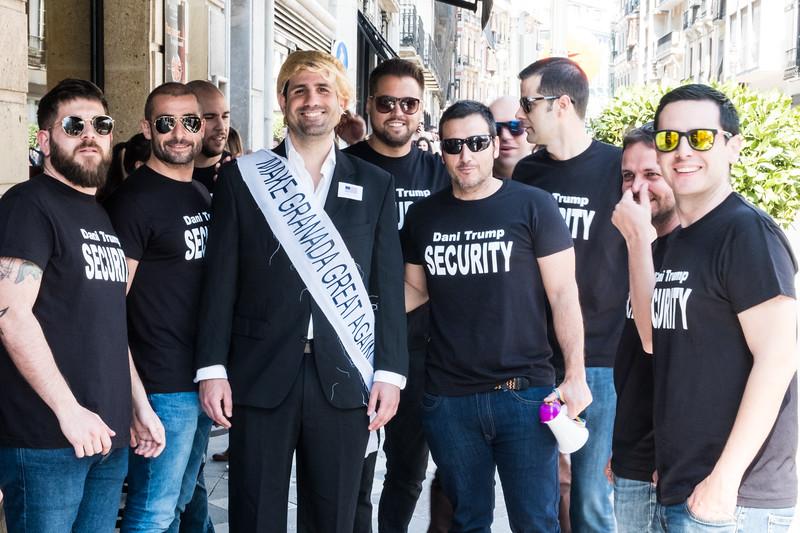 Granada Politics