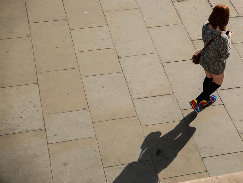 Trafalgar Square Redhead