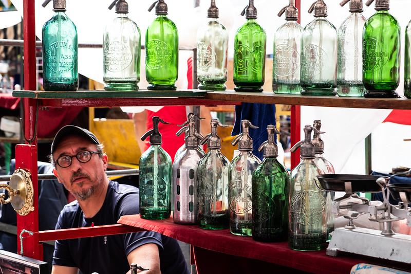 Seltzer Bottle Man