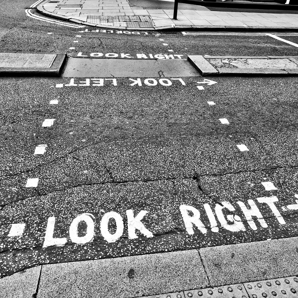 Look Right...