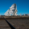 The National Radio Astronomy Observatory's Very Large Array is quite a sight to behold