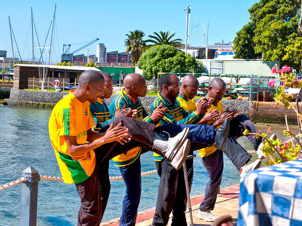 South African Singing Group