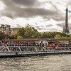 River Cruise in River Seine