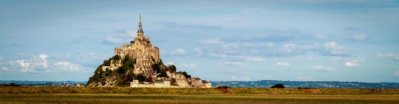 Mont Saint-Michel (Saint-Michael)