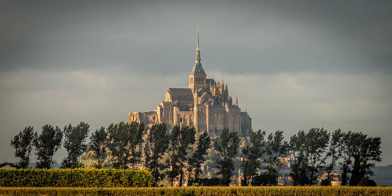 Magical Mont Saint-Michel (Saint-Michael)