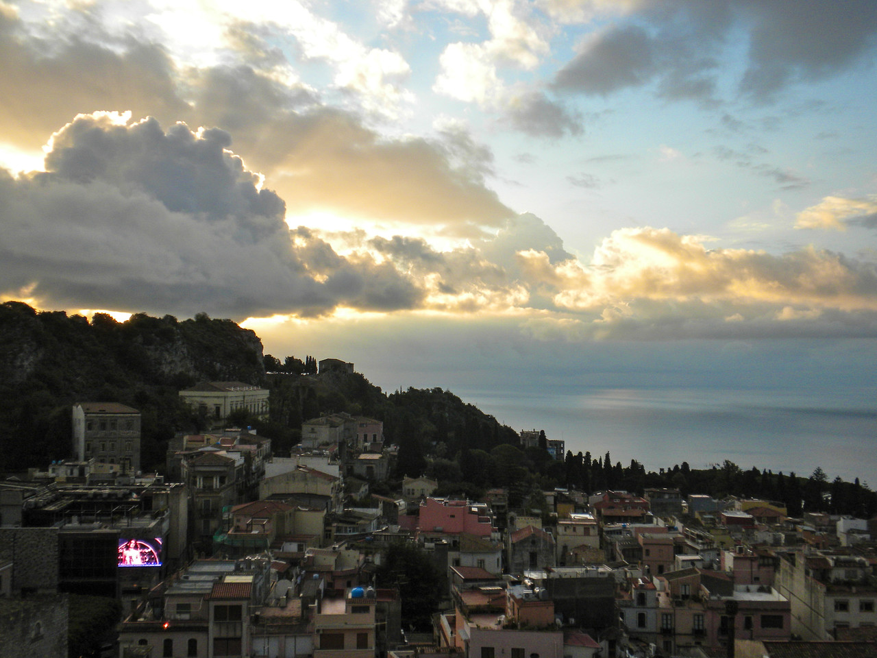 Taormina Sunrise