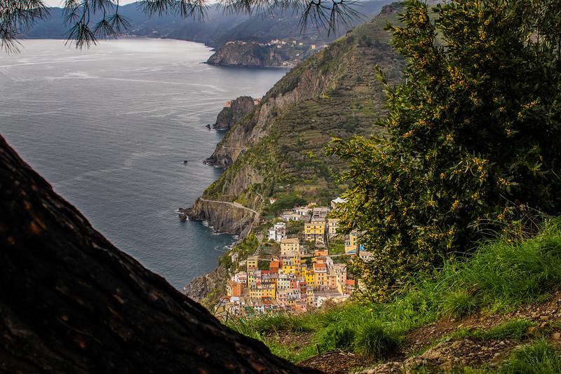A Peek of Cinque Terre
