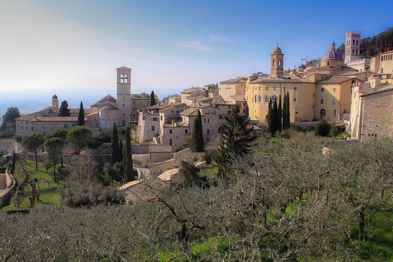 Assisi Town