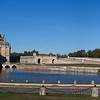 The Château de Chantilly - France.