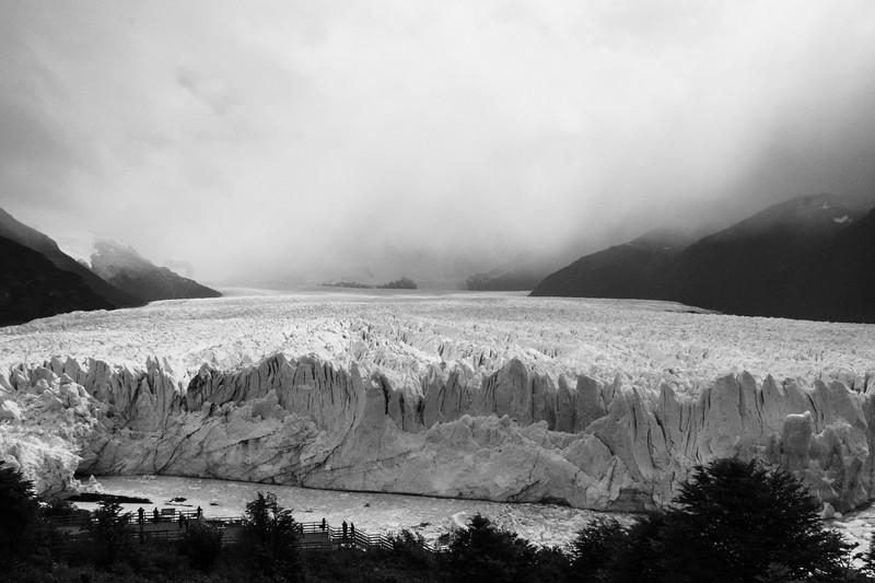 Lake Argentina Glacier